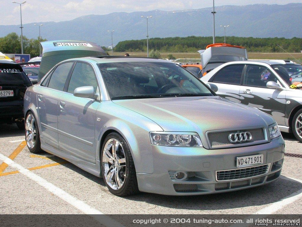 Audi a6 c5 тюнинг своими руками 12